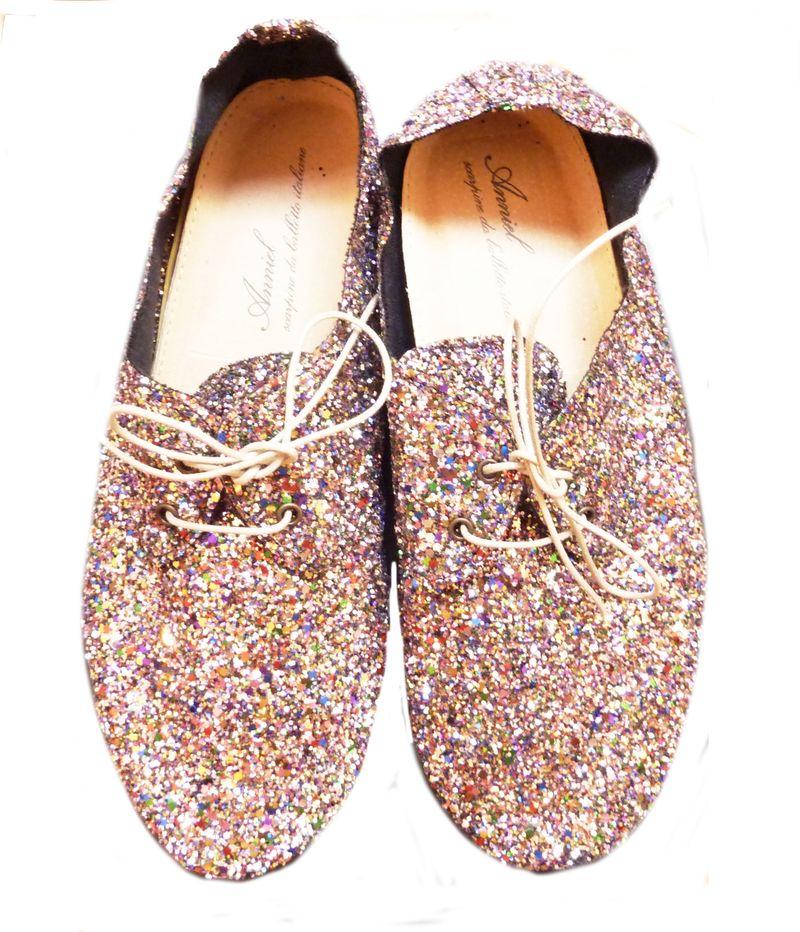 Chaussures Anniel Paillettes Anniel à Paillettes