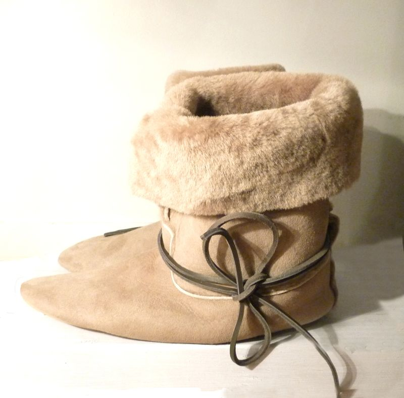 Bootsbeige