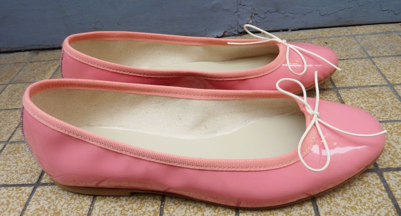 Ballerines chewing-gum